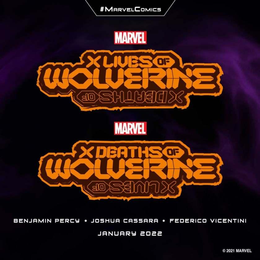 X vite di Wolverine e X morti di Wolverine