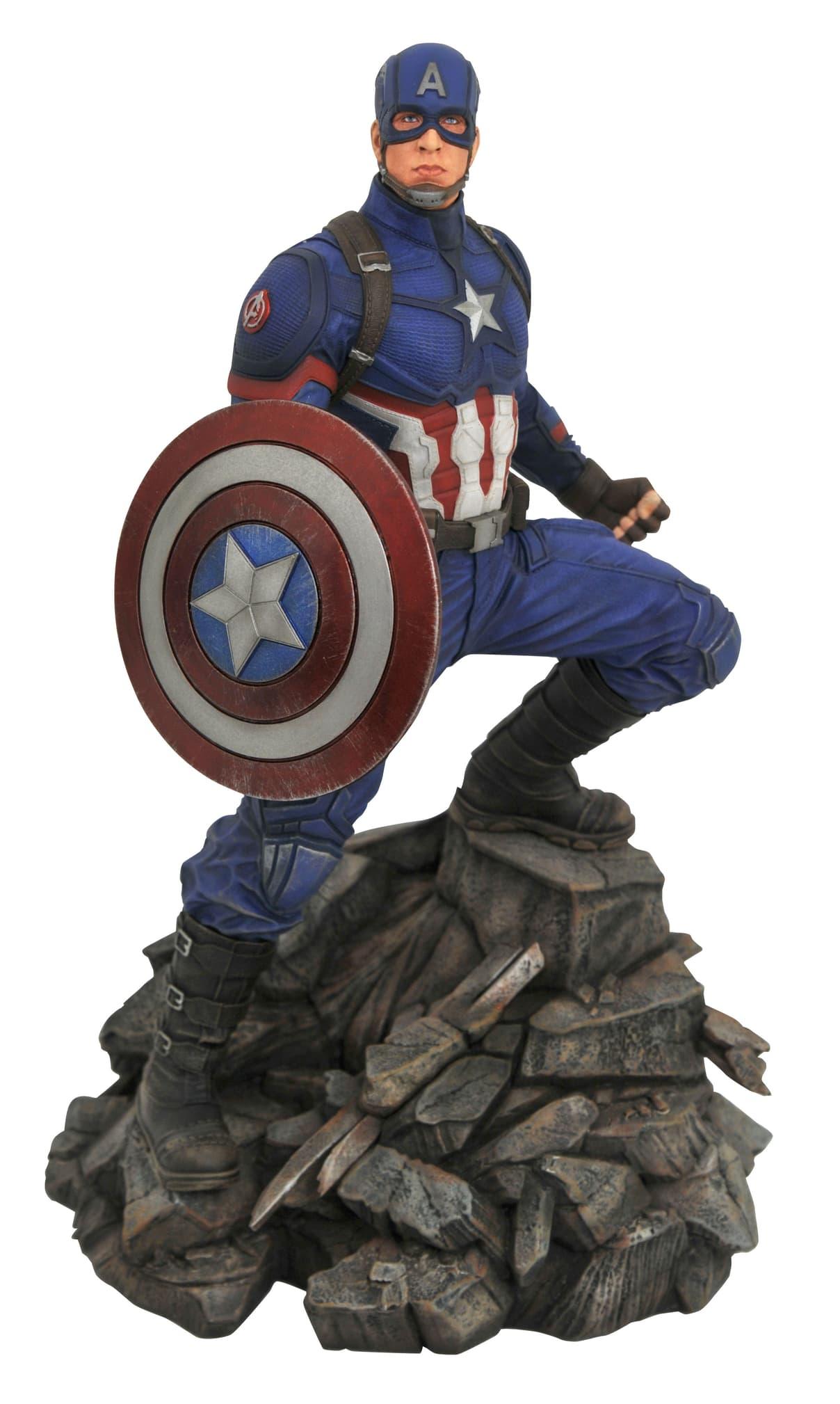 Diamond Select Captain America