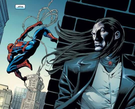 Morlun 101: The Most Dangerous Inheritor's Path to Spider-Geddon ...