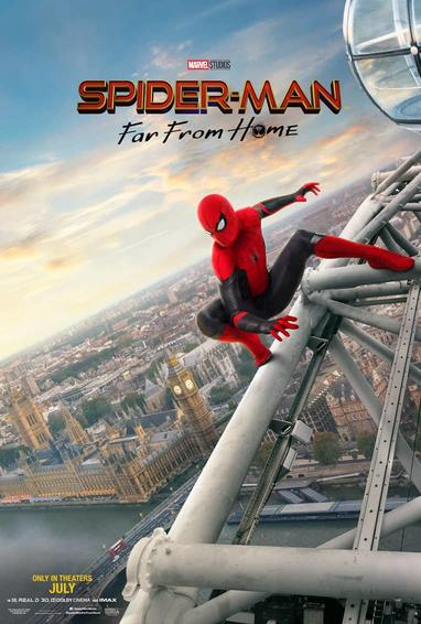 Spider-Man: Far From Home | In Theaters July 2