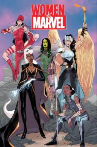 All-Star Creators Celebrate The Women Of Marvel In A New Special | Marvel