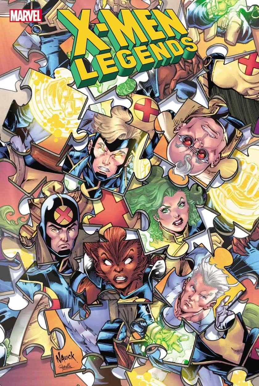 X-MEN LEGENDS #5 variant cover