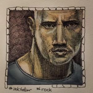 Inktober rock (Inktober part 2)