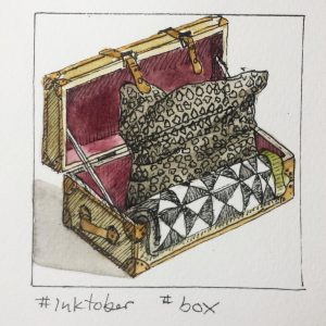 Inktober box