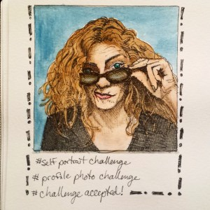 Challenge Accepted! (Profile Picture Challenge)