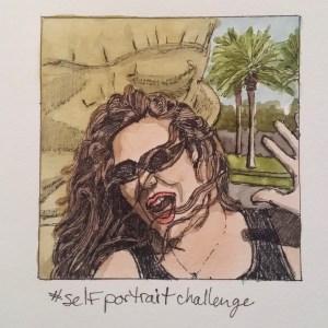 Day 7, portrait challenge (Profile Picture Challenge)