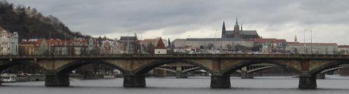 River, bridge