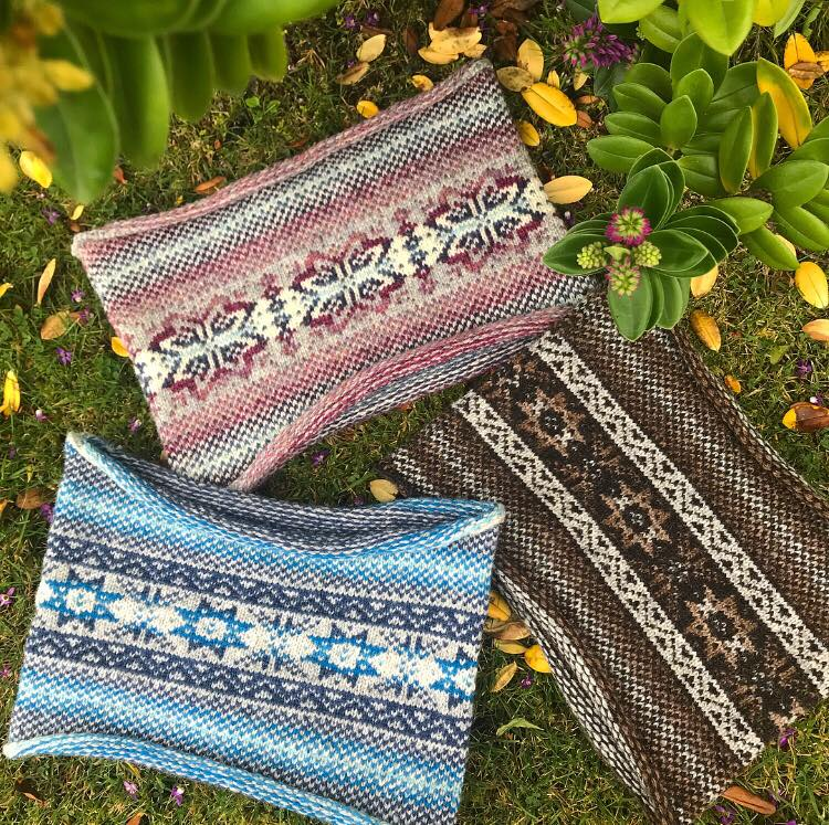 new cowls!