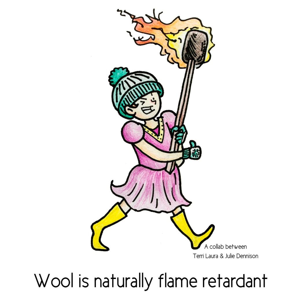 10 - flame retardant