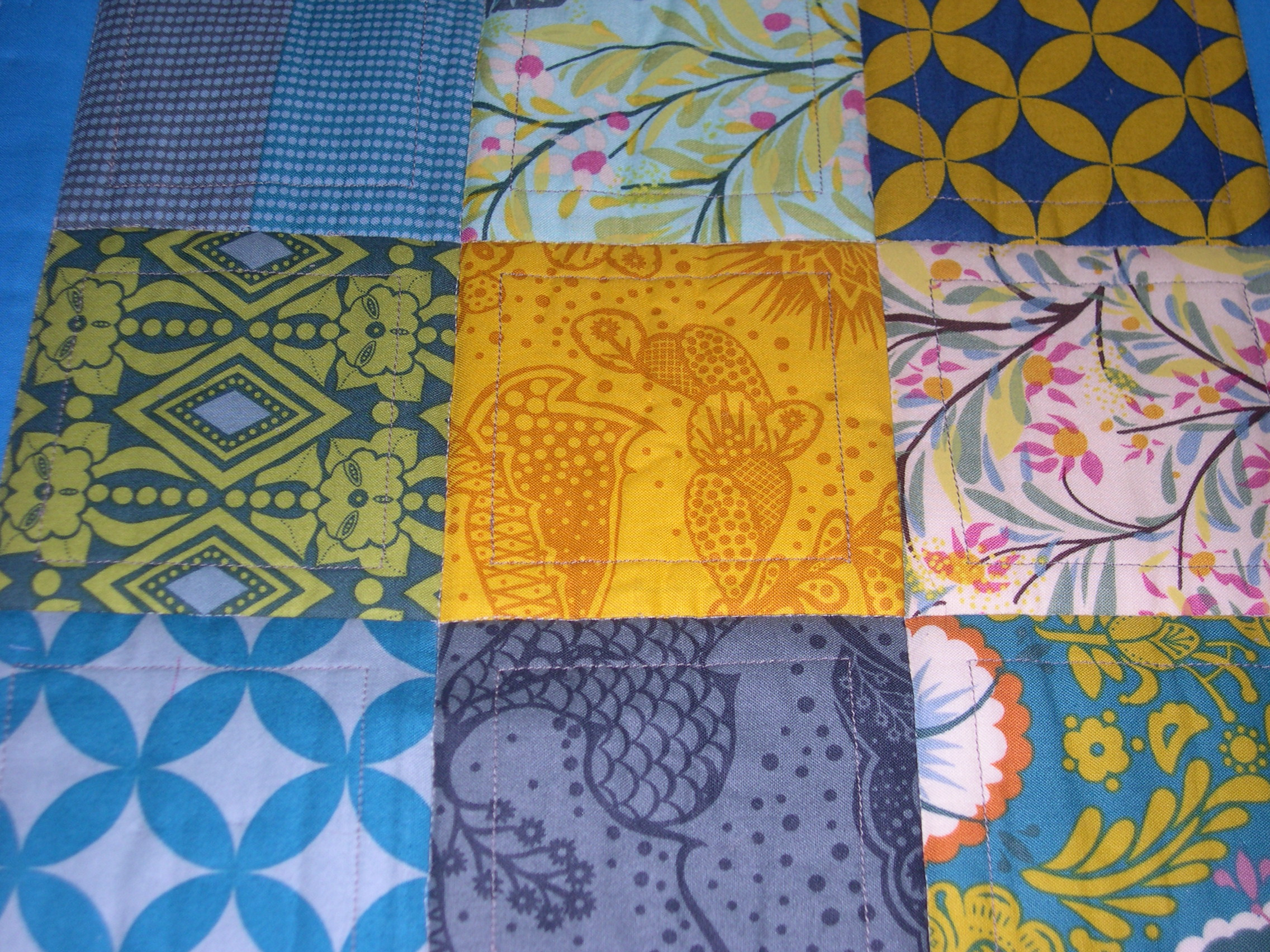 Good Folks patchwork