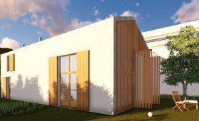 PASSIVE HOUSE in Osseja