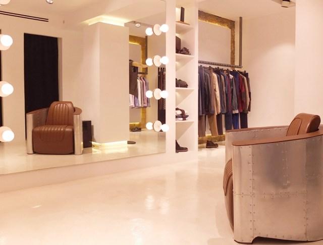 interiorismo de tienda Tween