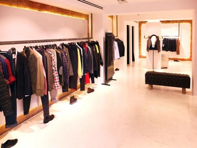 Interiorismo y decoración de tienda de ropa Tween