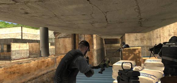 Shooters en realitat virtual