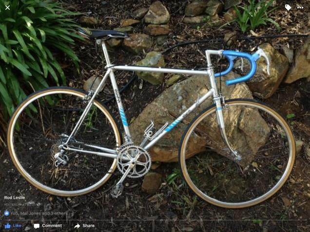 Retro cycling nut