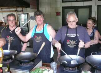 the mens cookoff