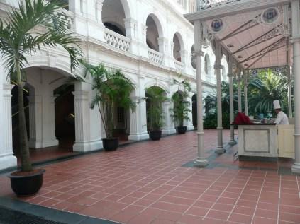 Raffles in Singapore