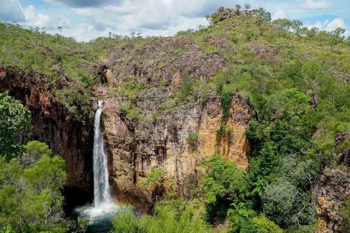 Litchfield National Park - Tolmer Falls
