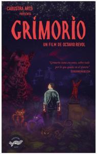 GRIMORIO @ Cineclub Municipal Hugo Del Carril
