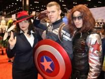 Agent Carter C2E2