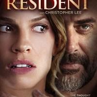 """""""La víctima perfecta (The resident)"""" con Hilary Swank. Crítica, imágenes y datos de taquilla en España. Película mediocre, actores excelentes"""