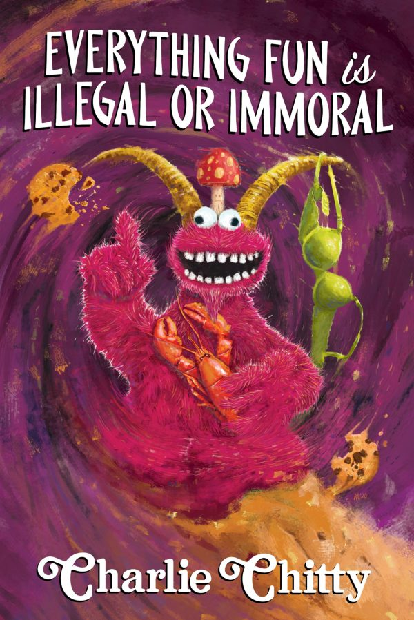 everything fun is illegal or immoral e-book