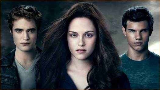"""The most boring threesome ever returns in """"Eclipse""""."""