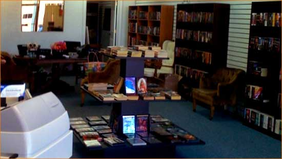 Eerie Books - the only all-horror book store in Texas