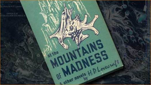 """Ain't no """"Mountain"""" for Del Toro or Lovecraft fans."""