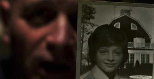 "Daniel Lutz recounts the 28 days in ""My Amityville Horror""."
