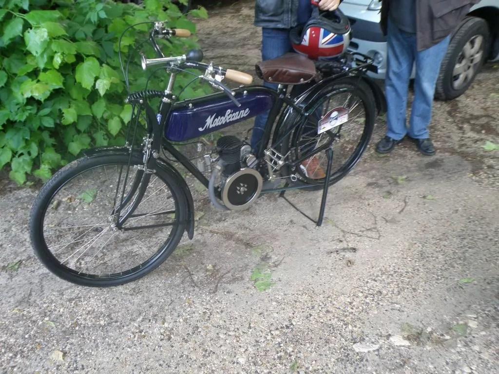 Motobecane MB1 175cc 1928