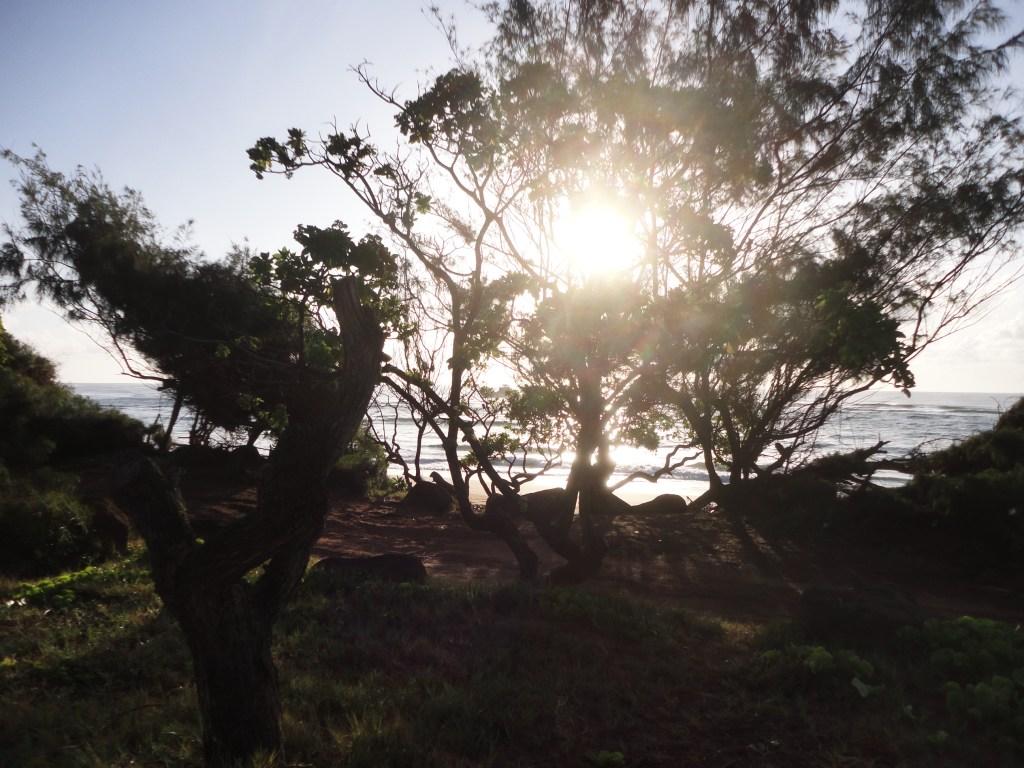 Lydgate Park - Sunrise on Kauai