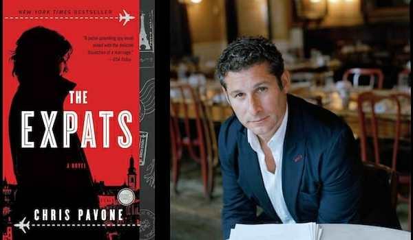 Best First Novel Edgar Winner Chris Pavone
