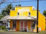In all the visits we've made to Kauai, I think this store might have been open once...now that's a job I could handle!