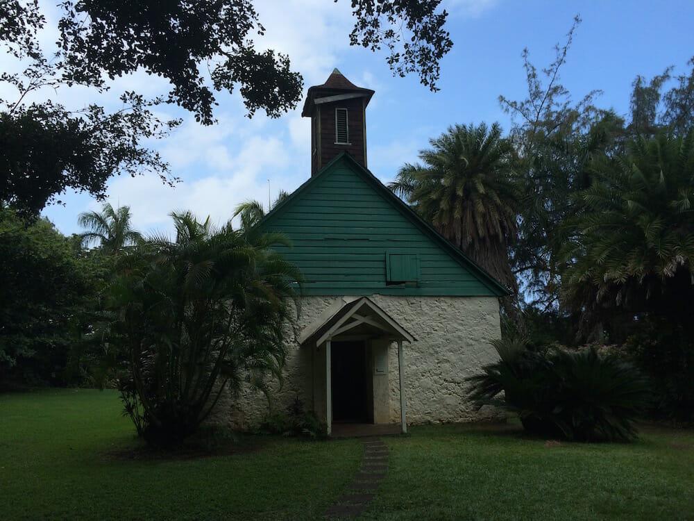 Palapala Ho'omau Church