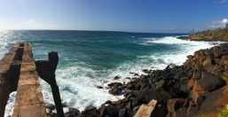 Pineapple Dump Coastline