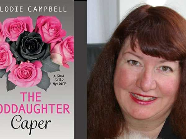 Behind the Goddaughter stories with Melodie Campbell