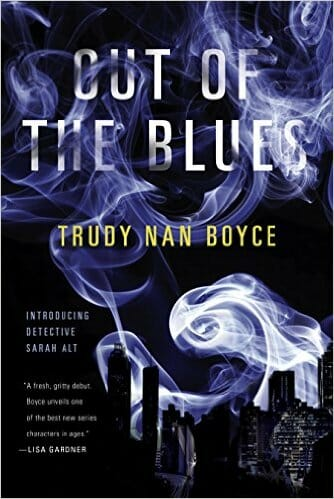 Out of the Blues — behind the story with Trudy Nan Boyce