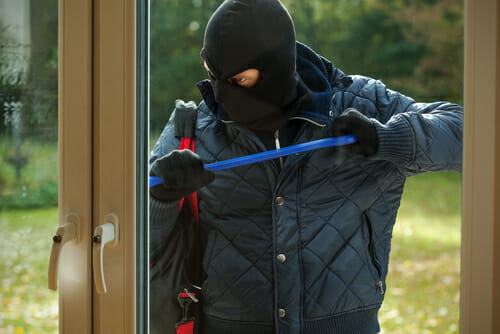 Repeat Burglary: Why Burglars Will Hit Your Home Twice