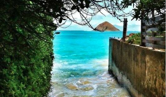 Friday Fotos – Lanikai Beach on Oahu