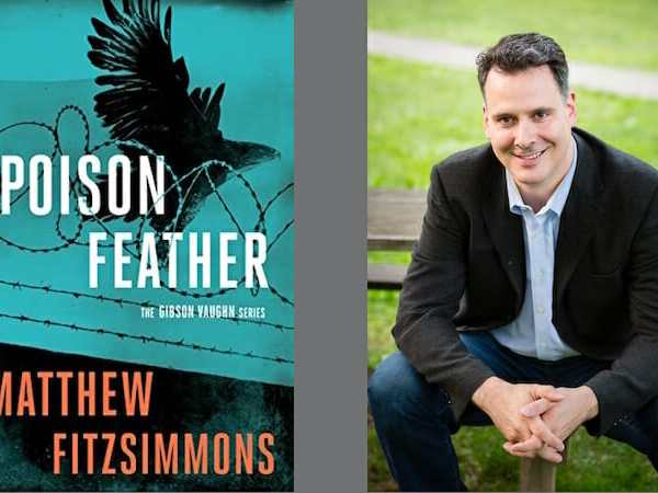 Matthew FitzSimmons and the story behind Poisonfeather