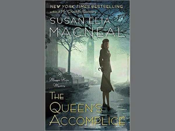 Review of The Queen's Accomplice by Susan Elia MacNeal