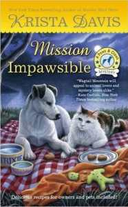 Mission Impawsible by Krista Davis