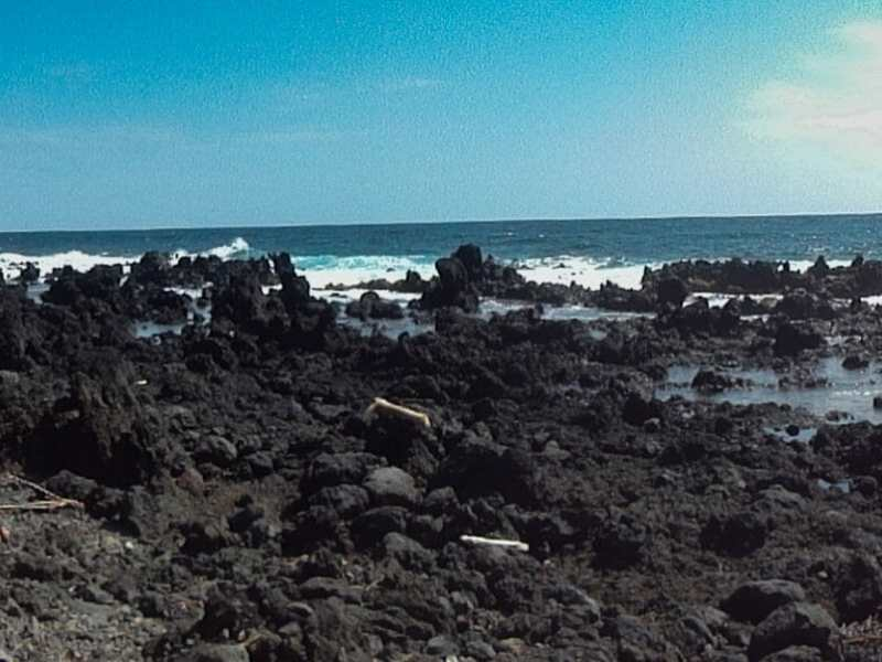 Panorama at Ka'anae Peninsula