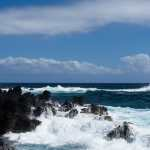 Friday Fotos — a rocky little beach called Laupahoehoe