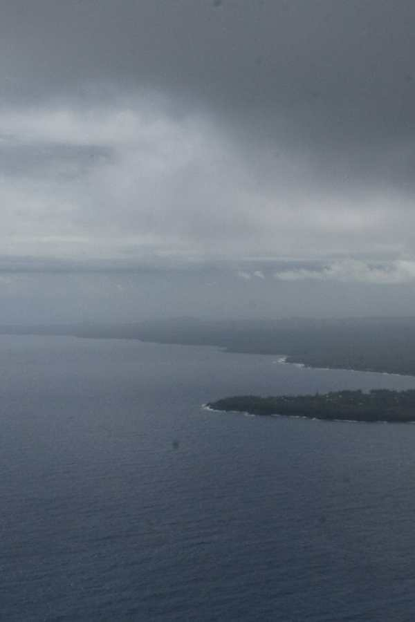 Friday Fotos — Big Island Bird's Eye View
