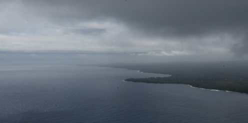 Big Island Bird's Eye View