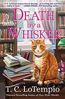 Behind the story of Death by a Whisker by T.C. LoTempio