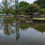 Friday Fotos – Reflections at Liliuokalani Gardens