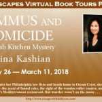 Behind the story of Hummus and Homicide by Tina Kashian